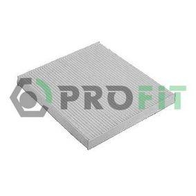 Filter, Innenraumluft mit OEM-Nummer 88568-02030