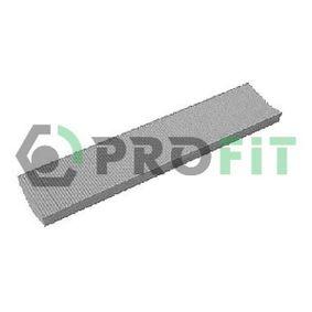 Filter, Innenraumluft mit OEM-Nummer 7M0 819 644A