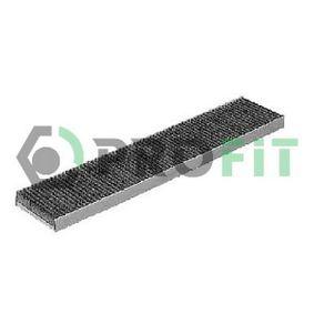 Filter, Innenraumluft mit OEM-Nummer 1491752