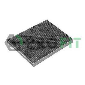 Filter, Innenraumluft mit OEM-Nummer 1HO 091 800