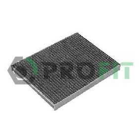Filter, interior air with OEM Number 1H0091800SE