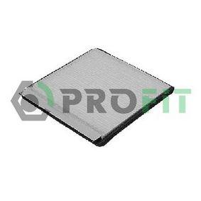 Filter, Innenraumluft mit OEM-Nummer 6447Z4