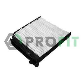 Filter, Innenraumluft 1521-2133 TWINGO 2 (CN0) 1.5 dCi Bj 2013