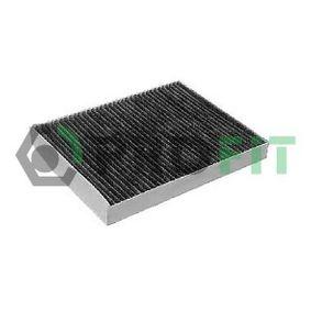 Filter, Innenraumluft mit OEM-Nummer 7H0 819 631 A