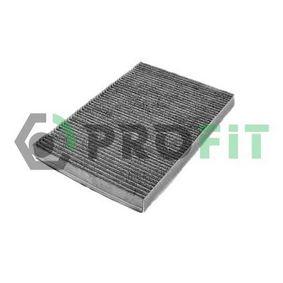 Filter, Innenraumluft mit OEM-Nummer 906 830 031 8