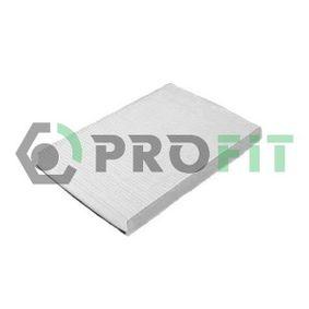 Filter, Innenraumluft mit OEM-Nummer 2E0819021F