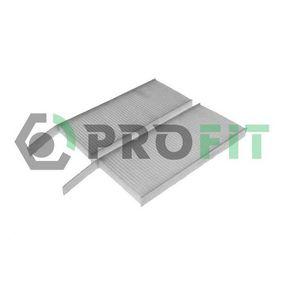 Filter, Innenraumluft mit OEM-Nummer 7701 209 837