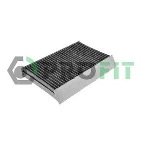Filter, Innenraumluft 1521-2329 MEGANE 3 Coupe (DZ0/1) 2.0 R.S. Bj 2009