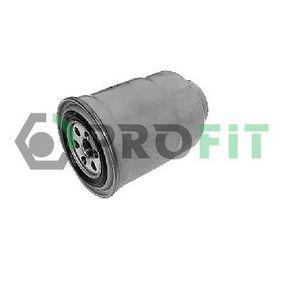 2010 Nissan X Trail t30 2.2 dCi 4x4 Fuel filter 1530-2401