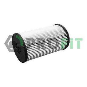 Palivovy filtr 1530-2512 Octa6a 2 Combi (1Z5) 1.6 TDI rok 2011