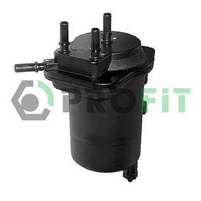 Kraftstofffilter 1530-2628 CLIO 2 (BB0/1/2, CB0/1/2) 1.5 dCi Bj 2016