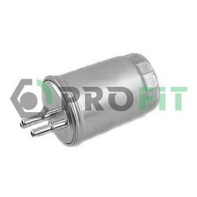 Filtro combustible 1530-2717 TOURNEO CONNECT 1.8 TDCi ac 2011