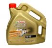 Olio auto AUDI A4 2010 ac 5W-40, Contenuto: 4l, Olio sintetico 100% 1535BA