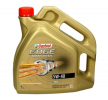 Motorolje VOLVO 5W-40, Innhold: 4l, Fullsyntetisk olje