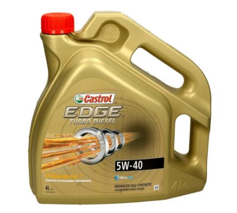 Aceite de motor 1535BA CASTROL VW50500 en calidad original