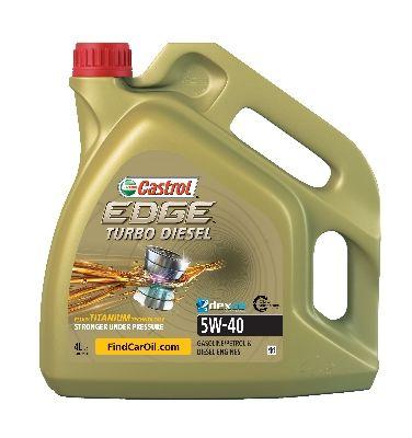 Двигателно масло CASTROL GMdexos2 оценка