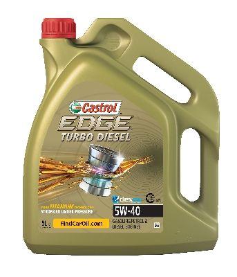 Aceite de motor CASTROL GMdexos2 conocimiento experto