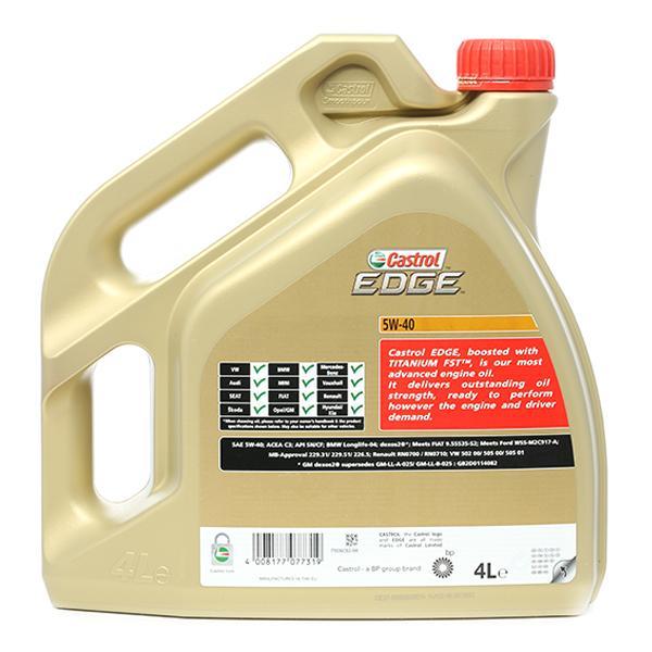 Aceite de motor CASTROL RenaultRN0700 4008177070716