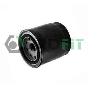 Oil Filter with OEM Number 15400 PR3 406