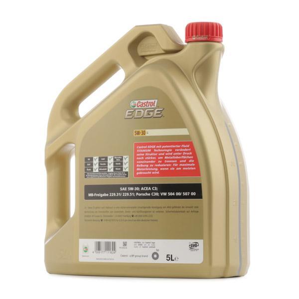 Двигателно масло CASTROL VW50400 експертни познания