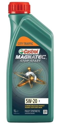 Двигателно масло CASTROL ILSACGF5 експертни познания