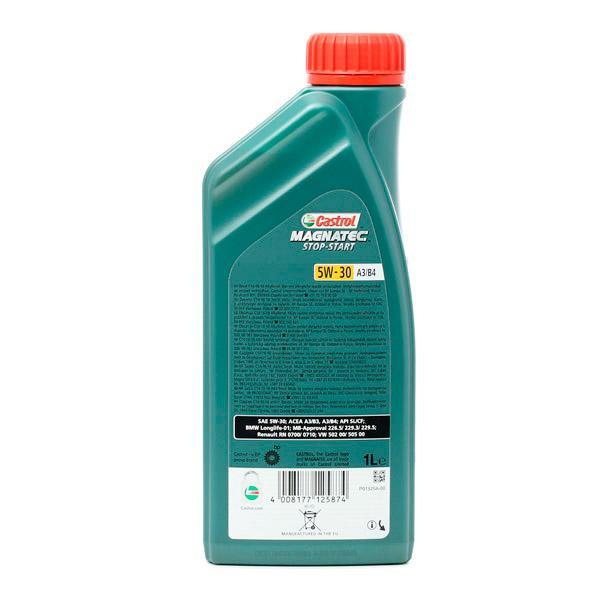 Engine Oil CASTROL MB2295 4008177125874