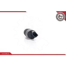 Waschwasserpumpe, Scheibenreinigung Spannung: 12V mit OEM-Nummer 1J5955651