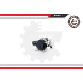 Water Pump, window cleaning 15SKV013 Clio 4 (BH_) 1.6 RS MY 2015
