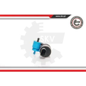 Waschwasserpumpe, Scheibenreinigung Spannung: 12V mit OEM-Nummer 1T0 955 651A