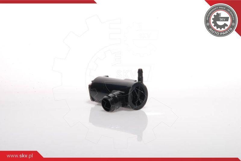 Bomba de agua de lavado, lavado de parabrisas ESEN SKV 15SKV016 evaluación