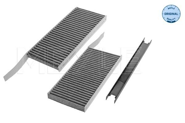 MEYLE  16-12 320 0019/S Filter, Innenraumluft Länge: 239mm, Breite: 108mm, Höhe: 20mm