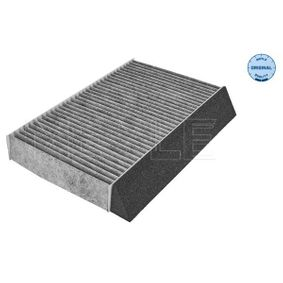 Filter, Innenraumluft 16-12 320 0021 MEGANE 3 Coupe (DZ0/1) 2.0 R.S. Bj 2009