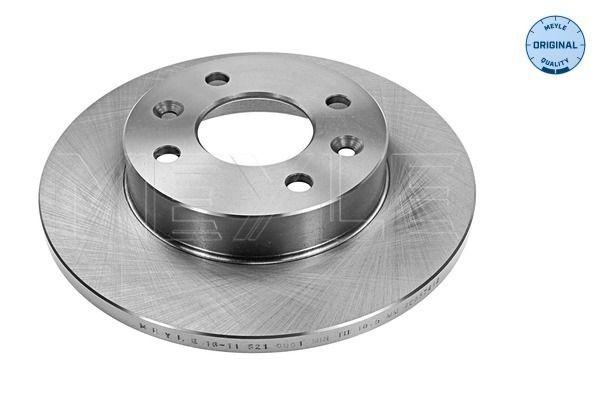 MEYLE  16-15 521 0035 Bremsscheibe Bremsscheibendicke: 12mm, Lochanzahl: 4, Ø: 238mm
