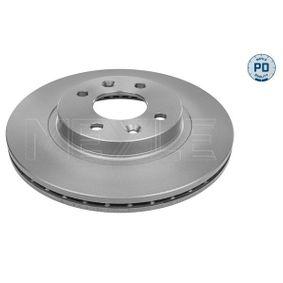 Bremsscheibe Bremsscheibendicke: 20,7mm, Lochanzahl: 4, Ø: 259mm mit OEM-Nummer 6001548578