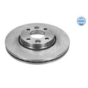Bremsscheibe Bremsscheibendicke: 22mm, Lochanzahl: 4, Ø: 260mm mit OEM-Nummer 40206-AX600