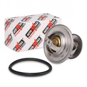 Thermostat, coolant D1: 54mm, D2: 35mm with OEM Number 044.121.113