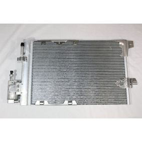 Kondensator, Klimaanlage mit OEM-Nummer 9118897