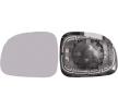VAN WEZEL 1607837 Rückspiegelglas FIAT PANDA Bj 2011