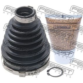 Bellow, driveshaft Inner Diameter 2: 29,9mm with OEM Number A 169 370 55 72