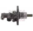 Cilindro maestro de frenos MAPCO 9062676 Ø: 25,4mm, Número de conexiones: 3