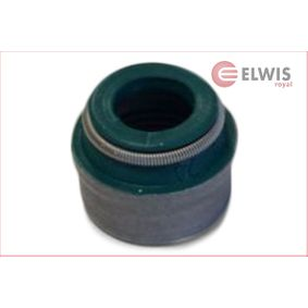 Seal, valve stem Height: 10mm, Ø: 13,2mm with OEM Number 095628