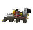 SCHLÜTTER TURBOLADER mit Anbaumaterial, mit Ölzulaufleitung 16609040