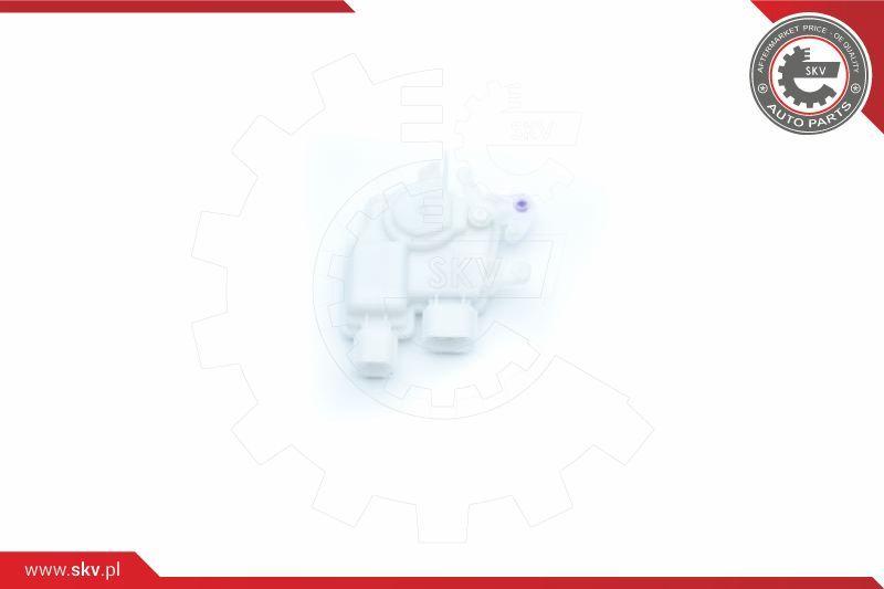 Cerradura de puerta ESEN SKV 16SKV215 evaluación
