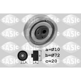 Spannrolle, Zahnriemen Ø: 72mm mit OEM-Nummer 026 109 243 A