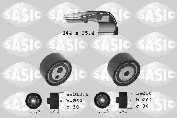 SASIC  1750027 Zahnriemensatz