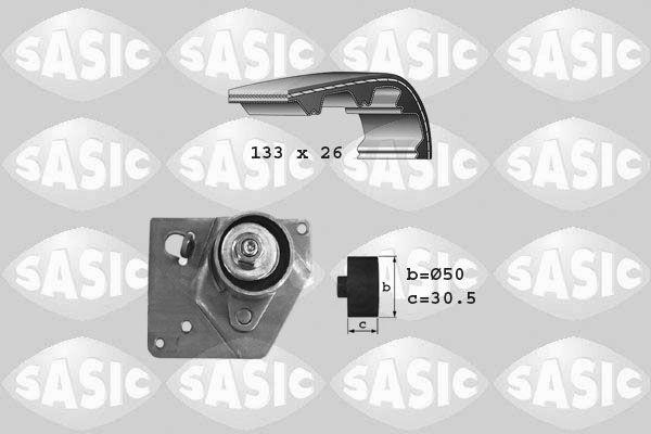 SASIC  1754011 Zahnriemensatz