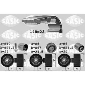 Zahnriemensatz mit OEM-Nummer 06F 198 119A