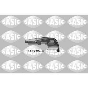 Zahnriemen Breite: 25,4mm mit OEM-Nummer 9001334480