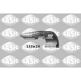 SASIC  1764008 Zahnriemen Breite: 26mm