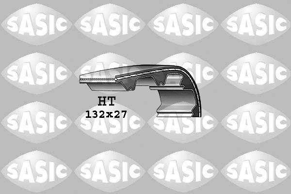 SASIC  1764011 Zahnriemen Breite: 27mm